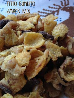 Turnips 2 Tangerines: Frito Bandito Snack Mix