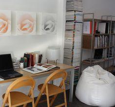 Lo studio di progettazione che dirigo dal 1982. La sede di via Kolbe a Pesaro. www.marcellogennari.it