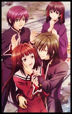 Hiiro No Kakera (Anime , Game-Otome) Not that unexpected though...