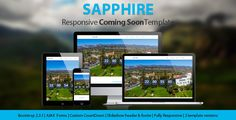 See More Sapphire - Responsive Coming Soon Pagetoday price drop and special promotion. Get The best buy