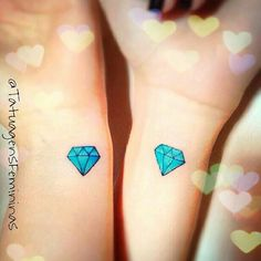 Diamante tattoo