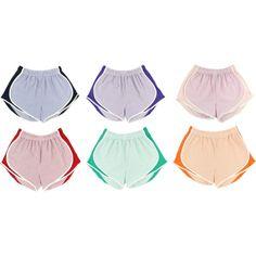 """Lauren James Seersucker Shorts"" by girlinthepearls on Polyvore (I have the orange ones)"