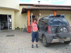 Sueli - Posto em Minas Gerais indo para Salvador - 13/Fev/2009