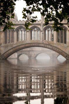 Bridge of Sighs (by Cambridge University)...