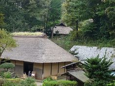 Pictures, Thoughts and Comments: Japan Open Air Folk House Museum - Nihon Minka-en