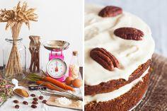 Carrot Cake (Ingredients)