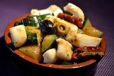 Courgettes with Spicy Cuttlefish © Copyright Ana Luthi 022_GF