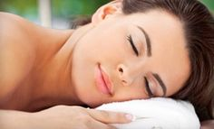Groupon - Signature Massage Package with Foot Scrub or Sauna Session, Facial, or Couples Massage at Tea Spa (Up to 61% Off) in Wheaton - Glenmont. Groupon deal price: $39