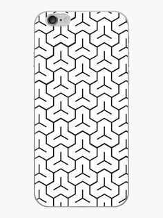 'Hexagon pattern iPhone Case by iopan Framed Prints, Canvas Prints, Art Prints, Hexagon Pattern, Design Products, Art Boards, Duvet Covers, Classic T Shirts, Iphone Cases