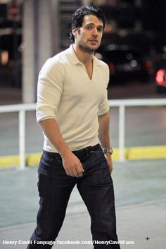 Henry Cavill-Returns to Vancouver after Immortals Premiere-11.08.11-05 by The Henry Cavill Verse, via Flickr
