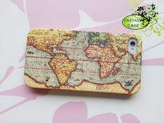 World Map - iPhone 6 Case