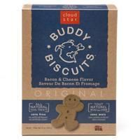 Cloud Star Original Buddy Biscuits Bacon & Cheese 16 oz.