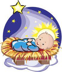 free christian christmas clip art graphics cl pinterest rh pinterest com Christian Christmas Borders Clip Art Jesus Christmas Clip Art