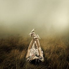 My Photographs Show The Magical Side Of Being Alone   Bored Panda