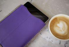 DIY Stella McCartney inspired iPad sleeve!