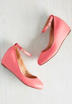 Take a Stride With Me Wedge in Flamingo  Get Bigger breast with us http://holpy.info