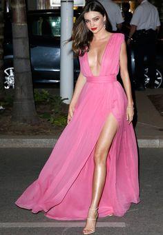 Miranda Kerr at Cannes 2015, loooooove the dress!!