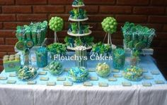 Candy Bar Ideas | candy bar- mesas dulces temáticas para todo tipo de eventos ...