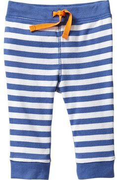 Old Navy Jersey Pull-On Pants for Baby