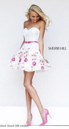 Sherri Hill Dress 4310   Terry Costa Dallas @Terry Song Costa #sherrihill
