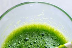 Superfood Green Juice @Laura Bolton // Fork Knife Swoon  #smoothie #greens