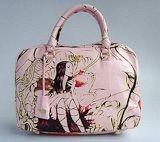 $249.00 Prada 6228 Great Style and High Quality Handbag-Pink