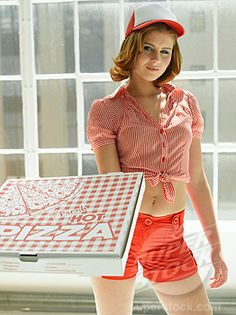 Hot Pizza Pizza Delivery, Mini Skirts, Hot, Fashion, Moda, Fashion Styles, Pizza Home Delivery, Mini Skirt, Fashion Illustrations