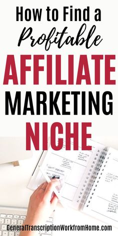 Finding a profitable niche in affiliate marketing is one of the most important steps to be successful at affiliate marketing. Don't waste time and money by choosing the wrong niche. Learn how to check the profitability of niche and how to find profitable products in your niche. #blogniche #nicheideas #howtochooseaniche #profitableniche #popularniche #bestniche #nicheideasmakemoney #affiliatemarketing #affiliatemarketingtips #affiliatemarketingforbeginners Legitimate Work From Home, Work From Home Jobs, Make Money Blogging, How To Make Money, Business Tips, Online Business, Best Online Jobs, Digital Marketing, Media Marketing