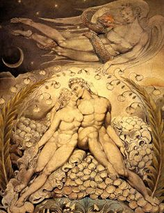 """Hieros Gamos  """"I am in you and you in me. If the doors of perception were cleansed everything would appear to man as it is, infinite."""" -William Blake"""