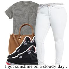 . by gvlden-trap on Polyvore featuring polyvore, fashion, style, Ralph Lauren, Eileen Fisher and Michael Kors