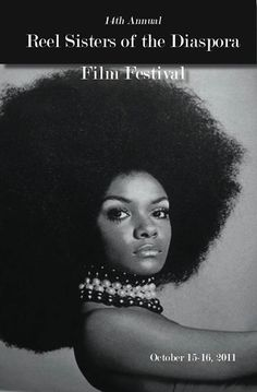 Happy #SelfLoveSunday! I am THRILLED to announce that I am the 2013 host for the Reel Sisters of the Diaspora Film Festival & Lecture Series on Sunday, Oct. 13th at the Kumble Theater for the Performing Arts in Brooklyn, New York. I have a ticket giveaway coming soon BUT YOU can find info on buying your tickets here: https://www.facebook.com/reelsistersfilmfestival