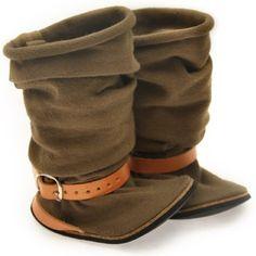 Bijou Baby Boots