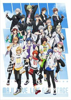 Uta no prince sama  QUARTET NIGHT  STARISH  HEVEANS