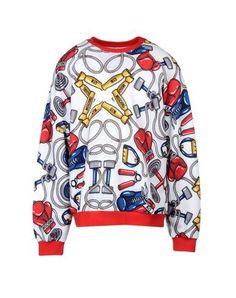 MOSCHINO UNDERWEAR Sleepwear. #moschinounderwear #cloth #top #pant #coat #jacket #short #beachwear