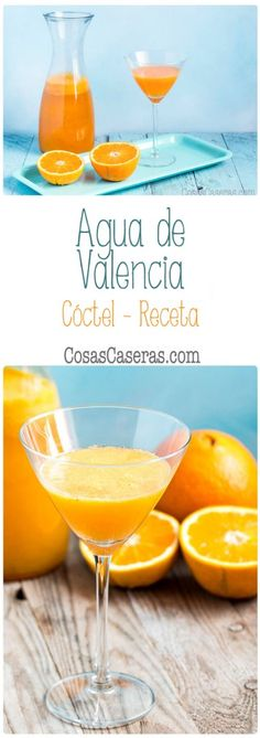 Fresh orange juice and cava (sprakling wine) take center stage in this agua de Valencia recipe. Learn how to make this popular Spanish cocktail reminiscent of the mimosa. Spanish Dinner, Spanish Food, Spanish Recipes, Valencia Recipe, Spanish Cocktails, Daily Diet Plan, Belly Fat Drinks, Gula, 1200 Calorie Diet