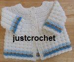 Free baby crochet patterns apparel