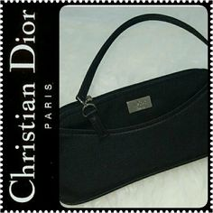 Dior Beauty Cosmetic Wristlet NWOT Dior Beauty Classic, Zippered Top Wristlet Style, Comes with Matching Dior Mirror, Size 8 x 3 inches, Mint Condition Dior Bags Cosmetic Bags & Cases