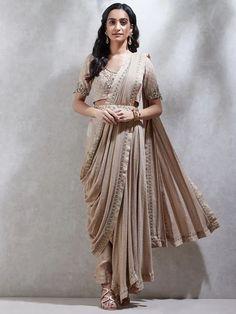 Ritu Kumar Suits, Ritu Kumar Saree, Dhoti Saree, Drape Sarees, Silk Lehenga, Saree Blouse, Sari, Sabyasachi, Pakistani Bridal Wear