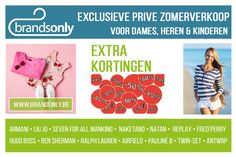 Zomerverkoop Brands Only Harelbeke -- Harelbeke -- 01/06-18/06