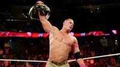 John Cena vs. Damien Sandow – World Heavyweight Championship Match: photos | #WWE.com