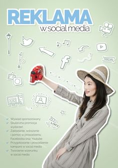 Reklama w social media - Promoo - Agencja reklamowa Social Media, Youtube, Catalog, Social Networks, Youtubers, Social Media Tips, Youtube Movies