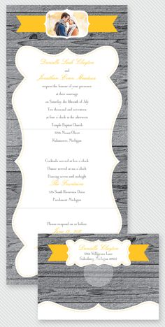 What are Seal & Send wedding invitations? An affordable, clever and modern way to invite your guests without compromising style and quality. Over 100 designs to choose from at Ann's Bridal Bargains.