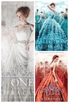 The Selection Series by Kiara Cass- Total guilty pleasure books,. #TeenReadWeek #PenguinTeen