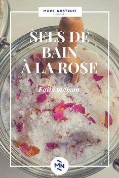 Bath salts with rose and homemade hammam. a super easy DIY Diy Gift For Bff, Diy Gifts For Friends, Bff Gifts, Diy Gifts For Boyfriend, Diy Kids Kitchen, Diy Kitchen Island, Diy Kitchen Storage, Christmas Presents For Teachers, Mini Spa