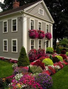 Awesome Landscaping Ideas For Front Yards Composition Glamorous Large Front Yard Landscaping Ideas Pretty Properties Essence, Beauty Flower Foam For Decorative Landscape Prepossessing Landscaping Inspiration Charming Simple Flower Bed Landscaping Ideas Mediterranean Style