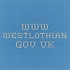 Main Issues Report Local Plan for W Lothian