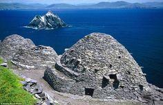 The Force Awakens locations, Skellig Michael, Ireland