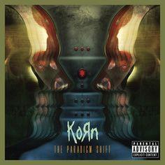 « THE PARADIGM SHIFT » est le 11ème album studio de KORN. Cet album est produit par le célèbre Don Gilmore (Linkin Park, Pearl Jam) et marqu...