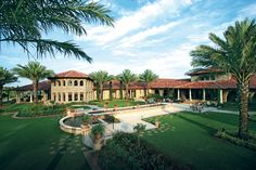 Toll Brothers - Parkland Golf and Country Club - Monogram Collection, FL