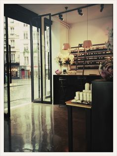 Nose, 20 rue Bachaumont 75002 Paris.   The first concept store in Paris completely given over to fragrance.